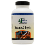 betaine and pepsin novi mi