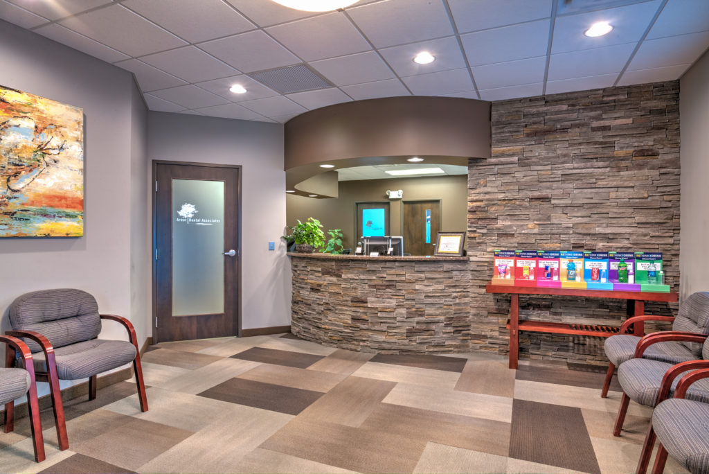 waiting room arbor dental novi mi